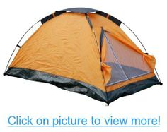 Monodome Tent for 3 Persons with Carry Bag. Hey I do enjoy camping. I am a Californian. Don't all native Californians' camp?