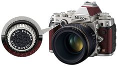 Nikon-Df-red-leather