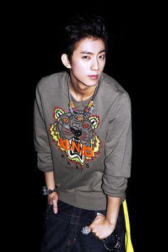 B1A4's Gongchan // 10+ Star // June 2013