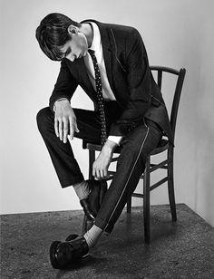 """ Marc Sebastian Faiella by Roger Rich - Glass Magazine """
