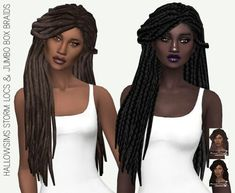 Here is Sims 4 Box Braids Pictures for you. Sims 4 Box Braids sims 4 hairs miss paraply nightcrawlers nala jumbo box. Sims 4 Teen, Sims 4 Toddler, Sims Cc, Sims 4 Curly Hair, Sims Hair, Sims 4 Afro Hair Cc, Two Braid Hairstyles, Short Hair Updo, Sims 4 Black Hairstyles