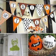 Cheap Halloween Decorating Ideas  Source:  http://www.savvysugar.com/Cheap-Halloween-Decorating-Ideas-25457558