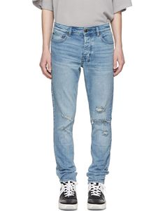 KSUBI Blue Chitch Jeans · VERGLE