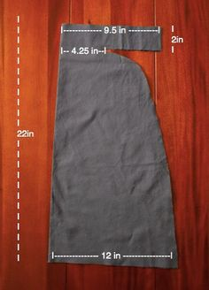 superhero cape tutorial! | skirt as top