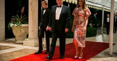 On New Years Eve Mar-a-Lago hosted its annual gala an opulent but customary occasion for a president who spent his winter vacation reveling in the comforts of familiarity. by EMILY COCHRANE and MICHAEL S. SCHMIDT - Source: The New York Times #viralnewsportal #viral #trending