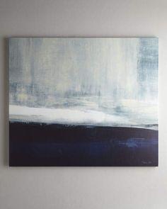 John-Richard Collection Driven  Abstract Giclee