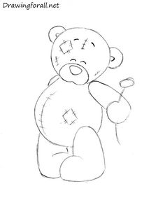 c00a82ecb 16 Best teddy bear drawing images in 2019   Cute pictures, Tatty ...