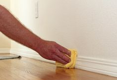 How to Clean Baseboards ~ http://www.bobvila.com/articles/how-to-clean-baseboards/#.U8MH8P9OU5t