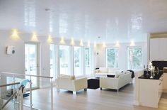Pintakäsittelyt | TaloTalo | Rakentaminen | Remontointi | Sisustaminen | Suunnittelu | Saneeraus #pintakäsittely #olohuone #surfacefinish #livingroom #deco #talotalo