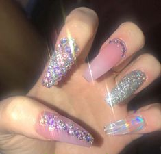 How to succeed in your manicure? - My Nails Dope Nails, Get Nails, Bling Nails, Matte Nails, Hair And Nails, Perfect Nails, Gorgeous Nails, Pretty Nails, Nailart