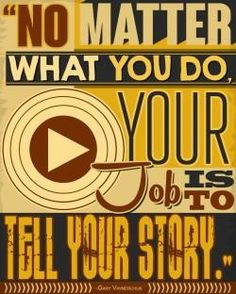 Hope this message inspired you today. Your story is... Learn to Pocast: http://ift.tt/1VKbsMX