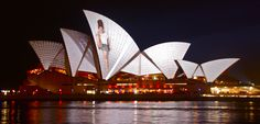 The Opera House featured a piece on Movement for Vivid Sydney 2012