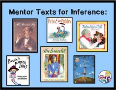 5 Reasons to Use Mentor Texts With Big Kids - The Teacher Next Door - Creative Ideas From My Classroom To Yours Reading Lessons, Reading Activities, Reading Skills, Teaching Reading, Teaching Ideas, Guided Reading, Learning, Reading Comprehension Strategies, Third Grade Reading