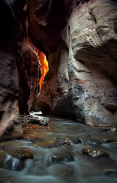 """""""Light at the end of the tunnel"""" by Danilo Faria"""