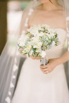 Lovely rustic bouquet