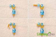 Image result for beading earrings for beginners