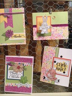 Cute CTMH Penelope cards by Shelli Hartman West.