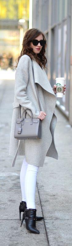 Winter White / Fashion By Vogue Haus