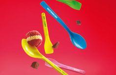 Palette e cucchiai personalizzati - #icecream