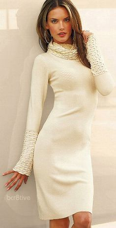 Turtleneck Sweaterdress - Victoria's Secret