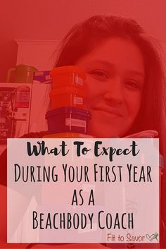 What to expect during your first year as a Beachbody coach and what I think it's important to know BEFORE you sign up! My REAL experiences during my first year as a Coach and what I wish I had known sooner!