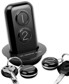 Remote key finder - boy could we use a few of these in our house!