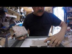 How To Sand Cast a Piece of Silver Jewelry, part one of two -  fusione nella sabbia 1