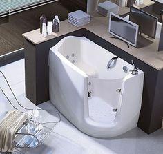 walk in tub costco. Walk In Compact Bath Tubs by Treesse Italian bathroom furniture designer  Gruppo has introduced Costco American Standard Minute Drain in Bathtub with