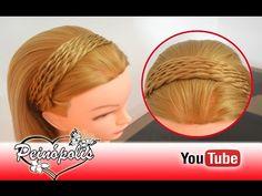 Peinados Fáciles con Trenzas - Para Cada Día (RÁPIDOS y BONITOS). SI quieres estar a la moda en cuanto a peinados para la escuela, regreso a clases o una fie...