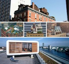 Perfect Urban Penthouses: 7 Radical Rooftop Homes of NYC