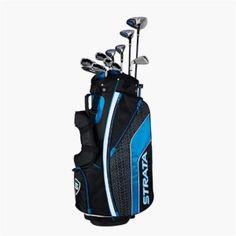10 Best Golf Club Sets of 2020   10Techkit Best Golf Club Sets, Best Golf Clubs, Golf Clubs For Beginners, Callaway Strata, Wilson Golf, Architecture Design, Golf Stand Bags, Pieces Men, Golf R