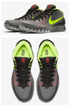 Nike Kyrie 1: Deep Pewter
