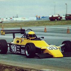 Ayrton Senna Hockenheim 1982