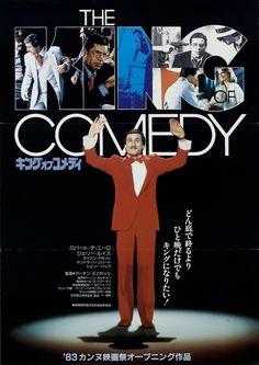 Re per una notte Un film di Martin Scorsese. Con Robert De Niro, Tony Randall, Jerry Lewis, Shelley Hack, Diahnne Abbott. Titolo originale The King of Comedy. Commedia, durata 109' min. - USA 1983