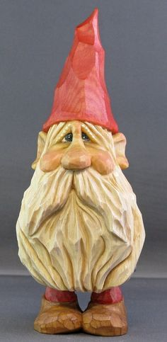 Gnome, ala Liberace - by Stonegate @ LumberJocks.com ~ woodworking community