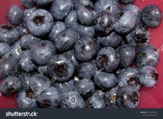 Blueberries in a pink bowl Pink Bowls, Blueberries, Fruit, Image, Food, Berry, Blueberry, Essen, Meals