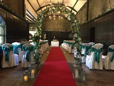 Official site of Kinnitty Castle Hotel, Ireland. Located in the beautiful countryside of Birr, Offaly. Castle Hotels In Ireland, Fairytale Castle, Civil Ceremony, Jade Green, Sash, Countryside, Wedding Venues, Weddings, Table Decorations