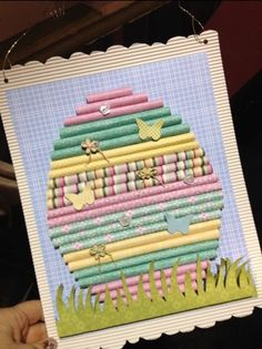 from the jillibean soup booth.  Such a cute easter egg idea!