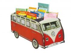 Le bus aux livres des enfants