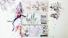 Gratulálok - pocket letters-ben - punkrose.hu Pocket Letters, Rose Quartz, Bee, Gallery Wall, Scrapbook, Lettering, Frame, Layouts, Projects