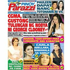 Pinoy Parazzi Vol 7 Issue 57 May 05 – 06, 2014 http://www.pinoyparazzi.com/pinoy-parazzi-vol-7-issue-57-may-05-06-2014/