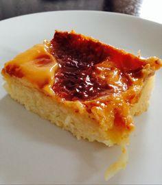 Cassava cake (Filipino-style)