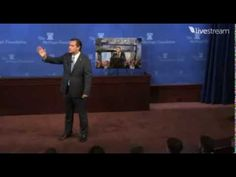 Sen. Ted Cruz: When America Doesn't Lead the World is a More Dangerous P... - SenTedCruz -  Published on Sep 12, 2013 - U.S. Senator Ted Cruz (R-TX) speaks at the Heritage Foundation's 4th Annual Jesse Helms Lecture Series where he outlines three simple principles by which U.S. foreign policy should be guided. - ***God Bless You Sen. Cruz... Texas Loves You!!!