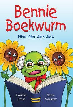 Bennie Boekwurm: Mimi Mier dink diep