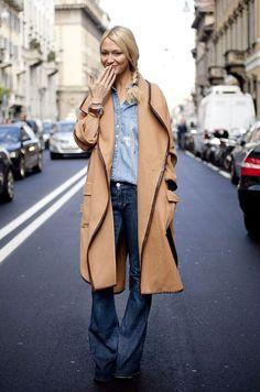 Zanna Roberts Rassi, Senior Fashion Editor, Marie Claire US