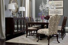 Love this dining room set! http://media-cache4.pinterest.com/upload/133067363960107290_m9j2WqZR_f.jpg yarnallc dining room