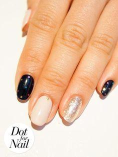 dot for nail