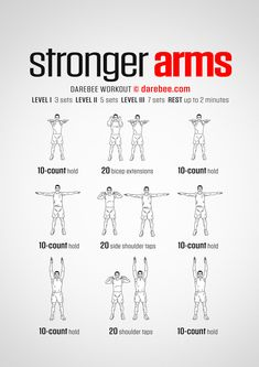 Arm Workouts At Home, Leg Workout At Home, Workout Routine For Men, Workouts For Teens, Everyday Workout, Gym Workout Chart, Gym Workout Tips, Bodyweight Arm Workout, Hero Workouts