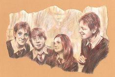 Weasleys by Kiraya00