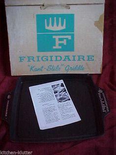 frigidaire flat top stove manual
